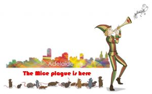 Mice plague South Australia